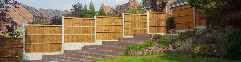 p and r fencing are a proven fence supplier in derby